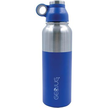 Brentwood Appliances 40-ounce Stainless Steel Vacuum-insulated Water Bottle (blue) BTWG1040BL