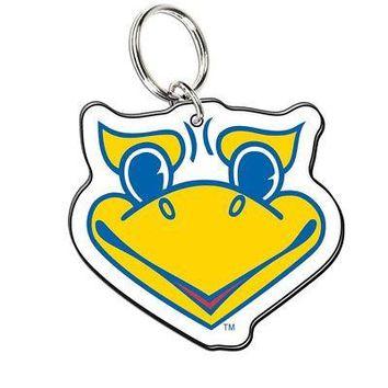 "Licensed Kansas Jayhawks Official NCAA 3"" Key Chain KU by Wincraft 197320 KO_19_1"