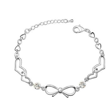New Arrival Hot Sale Gift Great Deal Shiny Awesome Crystal Accessory Stylish Bracelet [6586245319]