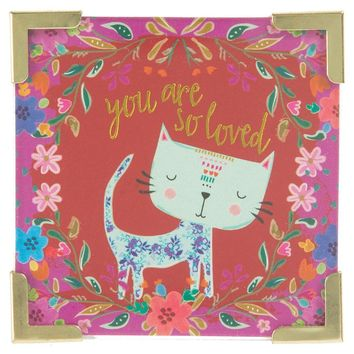 You Are Loved Magnet By Natural Life
