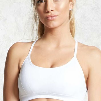 Low-Impact - Y-Back Sports Bra