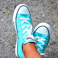 "Women With Men ""Converse"" Fashion Canvas Flats Sneakers Sport Shoes"