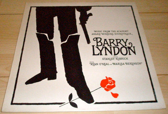 Stanley Kubrick's Barry Lyndon Soundtrack by thequeensdrawers