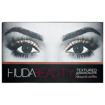 Eyeshadow Palette - Rose Gold Edition - Huda Beauty | Sephora