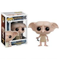 Dobby Vinyl Pop! Figure By Funko | HarryPotterShop.com