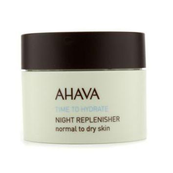 Ahava Time To Hydrate Night Replenisher (Normal to Dry Skin) Skincare