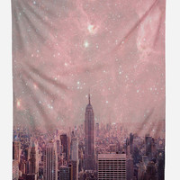 Deny Designs Stardust Covering New York Tapestry Multi One Size For Women 27340295701