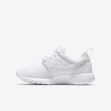 The Nike Roshe One (3.5y-7y) Big Kids  Shoe. f112ddee0