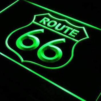 Route 66 Neon Sign (LED)