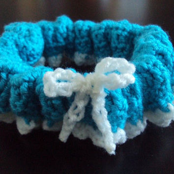 Crochet Wedding Garter - Customizable, Custom Order