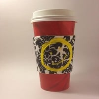 Sherlock Holmes Inspired Beverage Cup Cozy