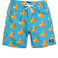 Neff Ducky Hot Tub Boardshorts - Mens Board Shorts - Multi Color