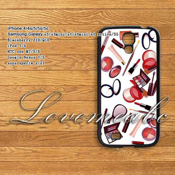Make up,samsung galaxy s3/s3mini/ S4/ S4 mini/s4 active/s5 case,samsung galaxy note 2/note3,iphone 4/4s/5/5s/5c,Z10/Q10,HTC one M7/S/X case