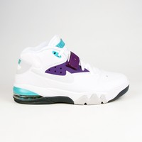 Nike - Air Force Max 2013 (White | Pure Platinum | Ultraviolet)