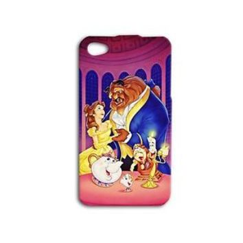 Disney Cute Beauty and the Beast Phone Case iPhone iPod