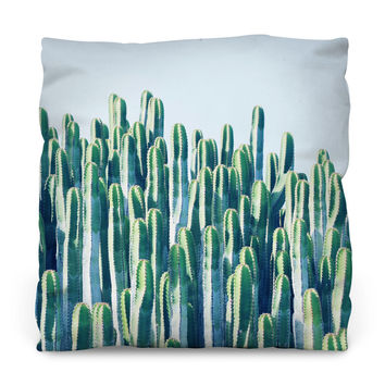 Cactus II Throw Pillow