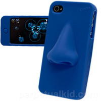 NOSE IPHONE 4 CASE