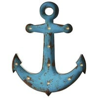 LED Marquee Anchor Wall Decor