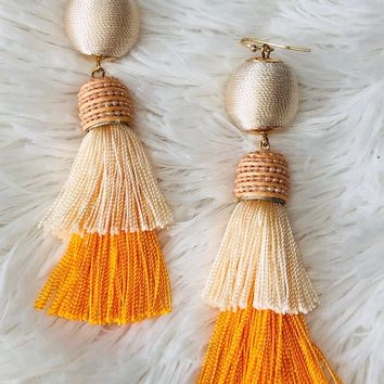 Give Me It All Statement Earrings