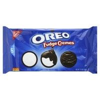 Nabisco Oreo Fudge Cremes Cookies 11.3 oz