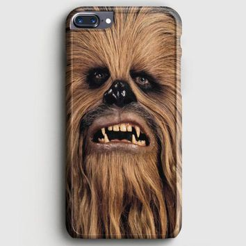 Face Chewbacca Star Wars iPhone 7 Plus Case