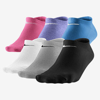 The Nike Lightweight No-Show Socks (Medium/6 Pair).