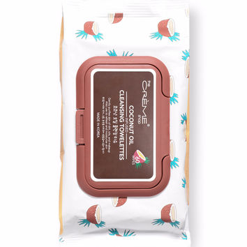 Take It Off Cleansing Towelettes - Coconut