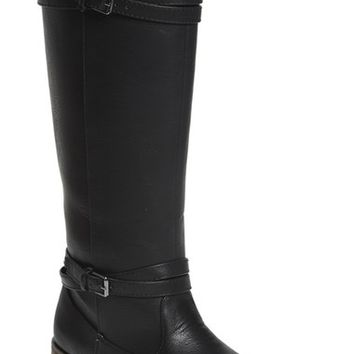 Kenneth Cole New York 'Downtown Straps' Riding Boot (Toddler, Little Kid & Big Kid) | Nordstrom