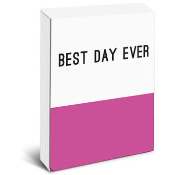 Best Day Ever Pocket Notepad