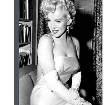 Marilyn Monroe 1955 Birth of the Marilyn Monroe Productions Photo at Art.com