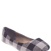 Checkered Skimmer Flats | Wet Seal