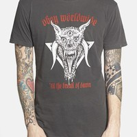 Men's Obey 'Killer Wolf' Graphic T-Shirt
