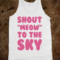 Shout Meow to the Sky