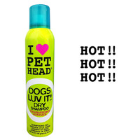 Dogs Luv It!! Dry Shampoo - 5.6oz | Pet Head