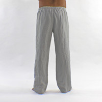 Men's Linen Pajamas Trousers