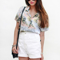 Tropical Oasis Blouse | Tarte Vintage