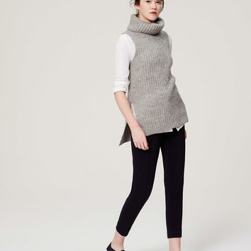 Sleeveless Sweater Tunic | LOFT