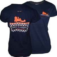 aubie, co by Tiger Rags