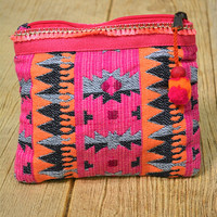 Cactus Collection Pouch in Pink