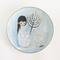 TED DE GRAZIA Festival of Lights Limited Edition Collector Plate