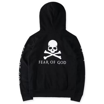 High Quality Fear of God Hoodies Sweatshirts Men Women Justin Bieber Purpose Tour Hoodie Kanye West Hip Hop Fog Brand Clothing