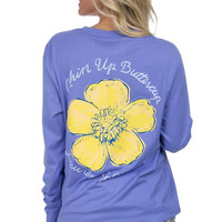 Chin Up Buttercup - Long Sleeve – Lauren James Co.