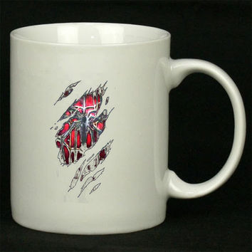 spiderman body For Ceramic Mugs Coffee *