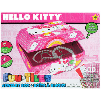 Hello Kitty Fun-Tiles Jewelry Box