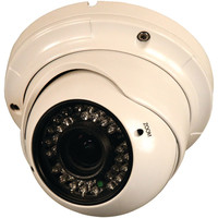 Security Labs 800-line Varifocal 2.8mm - 12mm Turret Dome Camera With Ir Cut Filter