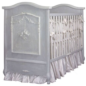 Bonne Nuit Cherubini Crib in Choice of Finish