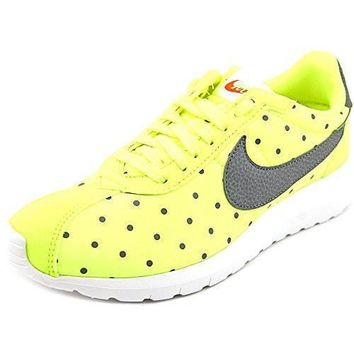 NIKE ROSHE LD-1000 PRINT WOMEN US 7 YELLOW SNEAKERS UK 4.5 EU 38