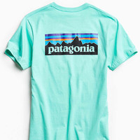 Patagonia P-G Logo Tee | Urban Outfitters