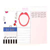 Sticky Note Set - Pink/Multi