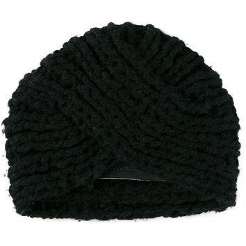 The Elder Statesman crossover beanie